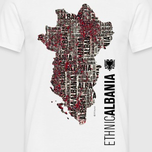 Ethnic ALBANIA Tee shirts - T-shirt Homme