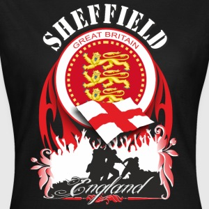 sheffield T-Shirts - Frauen T-Shirt