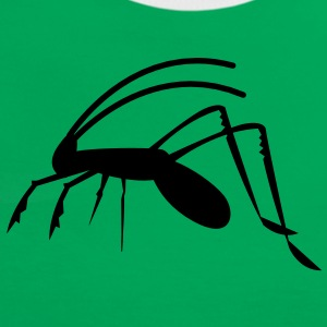 grasshopper weta cricket insect antennae creepy! T-Shirts - Women's Ringer T-Shirt