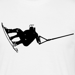 Wakeboarder/Wakeboard summer 2012 - T-shirt Homme
