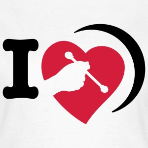 love_bodhran T-Shirts - Women's T-Shirt