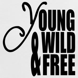 Young Wild and Free T-Shirts - Women's Ringer T-Shirt