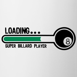 billard loading super player1 Tasses - Tasse