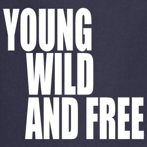 Young Wild and Free III  Aprons - Cooking Apron