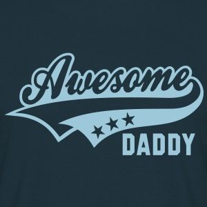 Awesome DADDY T-Shirt HN - Mannen T-shirt