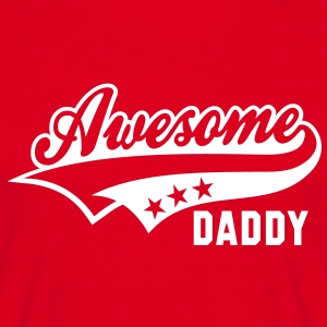 Awesome DADDY T-Shirt WR - T-shirt Homme