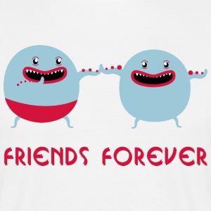 friends_forever T-shirts - T-shirt herr