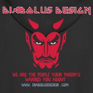 Design ~ Diabolus Design Zip Hoody