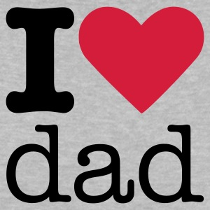 I Love Dad Baby shirts - Baby T-shirt