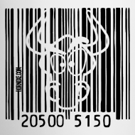 Motiv ~ Barcode Oxe Tasse