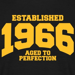 aged to perfection established 1966 (uk) T-Shirts - Men's T-Shirt