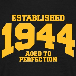 aged to perfection established 1944 (uk) T-Shirts - Men's T-Shirt