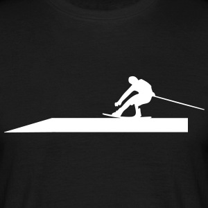 Wakeboarder / Wakeboard l'été 2012 - T-shirt Homme