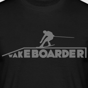Wakeboard Slider - T-shirt herr