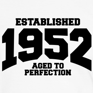 aged to perfection established 1952 (uk) T-Shirts - Men's Ringer Shirt
