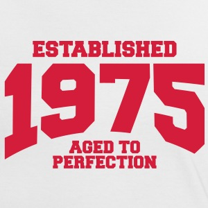 aged to perfection established 1975 (fr) Tee shirts - T-shirt contraste Femme