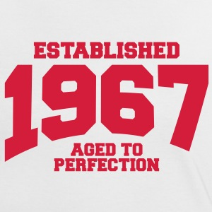 aged to perfection established 1967 (fr) Tee shirts - T-shirt contraste Femme