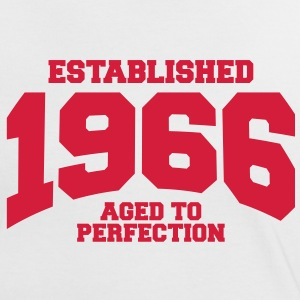 aged to perfection established 1966 (nl) T-shirts - Vrouwen contrastshirt