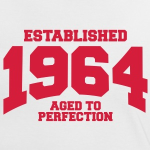 aged to perfection established 1964 (fr) Tee shirts - T-shirt contraste Femme