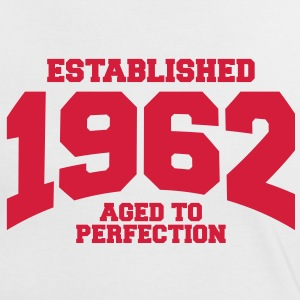 aged to perfection established 1962 (it) T-shirt - Maglietta Contrast da donna