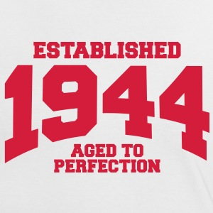 aged to perfection established 1944 (it) T-shirt - Maglietta Contrast da donna