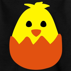 Hatching Easter Chick Kids' Shirts - Kids' T-Shirt