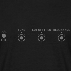 electronic music T-Shirts - Men's T-Shirt
