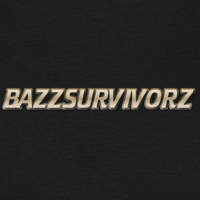 """T-shirt """"BAZZSURVIVORZ"""""""