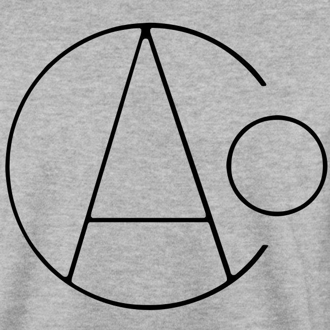 Age of Consent Sweatshirt (Black Logo)