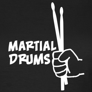 Martial Drums T-Shirts - Women's T-Shirt