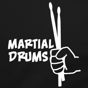 Martial Drums Tassen - Schoudertas