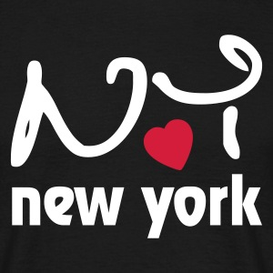 I love New York T-shirts - T-shirt herr