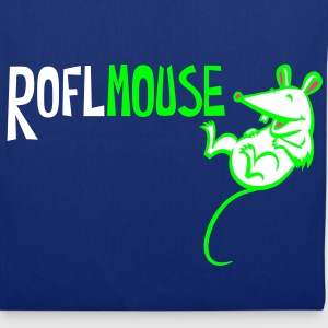 ROFL Mouse Bags  - Tote Bag