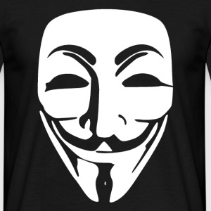 anonymous Tee shirts - Mannen T-shirt