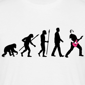 evolution_rocks_032012_a_2c T-Shirts - Men's T-Shirt
