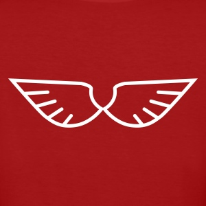 Wings T-Shirts - Women's Organic T-shirt