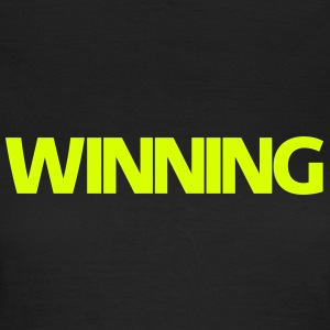 WINNING | Womens T-shirt - Women's T-Shirt