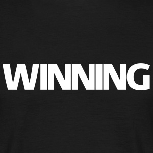 WINNING | Mens T-shirt - Men's T-Shirt