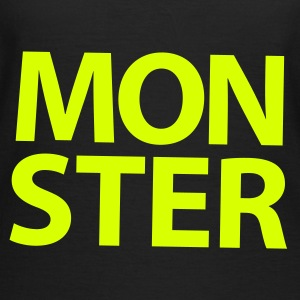 MONSTER| Womens T-shirt - Women's T-Shirt