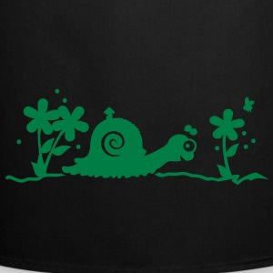Die Schnecke / the snail (1c)  Aprons - Cooking Apron