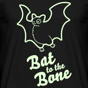 Bat to the Bone T-shirts - Mannen T-shirt
