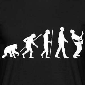 evolution_rocks_032012_l1c T-Shirts - Men's T-Shirt