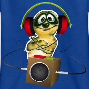 Radio-Schlingel - Teenager T-Shirt