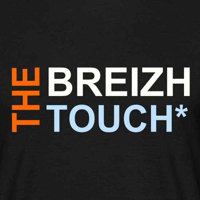 BREHAT HOMME - A NOIR - THE BREIZH TOUCH*