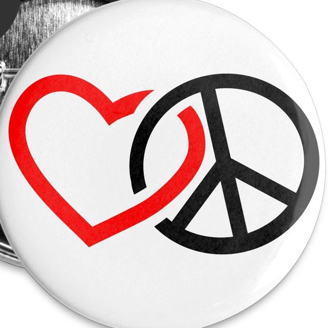 Rakkauta ja rauhaa