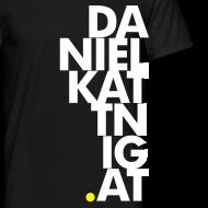 Motiv ~ dk.at-Shirt BLACK
