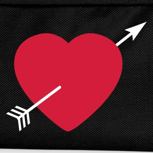 Heart round with arrow Sacs - Sac à dos Enfant
