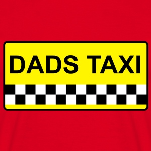 Dads Taxi T-Shirts - Men's T-Shirt