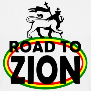 road_to_zion Tee shirts - T-shirt Homme