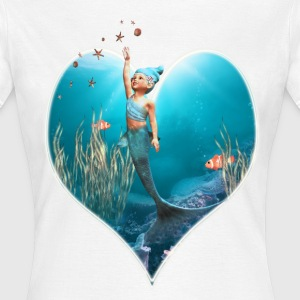 Little Mermaid 1 - Frauen T-Shirt